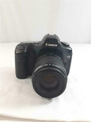 Canon EOS 5D 12.8MP Digital SLR With 80-200MM EF Lens, Charger and Bag!