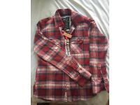 Superdry Lumberjack Overshirt (L)