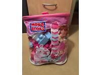 Pink Mega Bloks