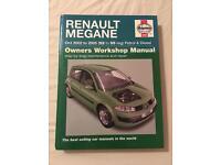 Renault Megane Haynes manual