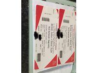 2 Joshua tickets
