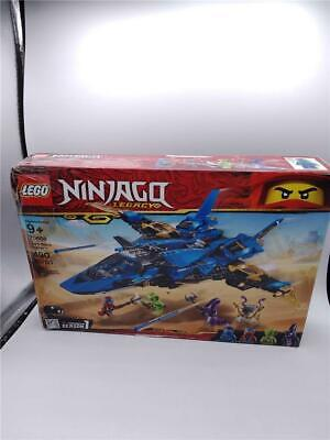 LEGO NINJAGO Legacy Jay's Storm Fighter 70668 490 Pieces