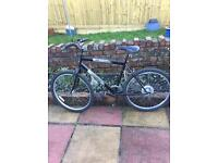 Terrain K2 mountain bike