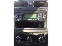 Golf mk6 stereo fits other vws audi