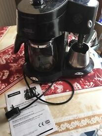 Morphy Richards Capuccino 10 Cup Filter Coffee Machine