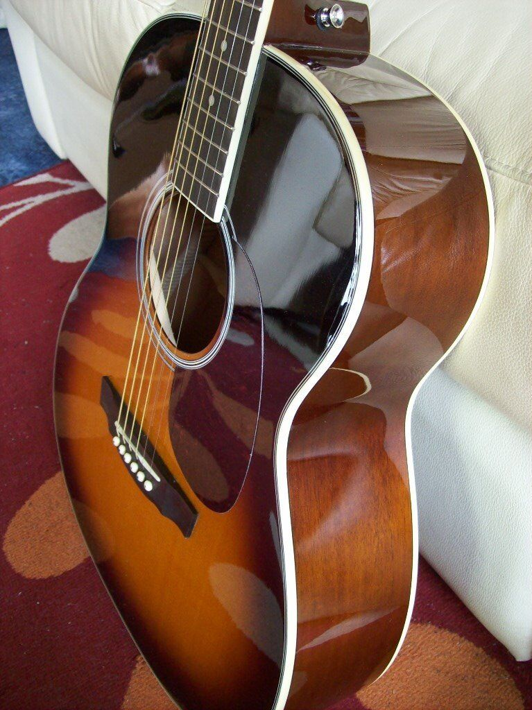 ashton om24tsb guitare acoustique
