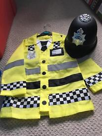 Boys police outfit