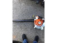 Stihl petrol leaf blower bg 86 c