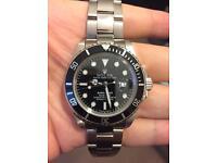Men's Rolex Submariner Black Ceramic Bezel