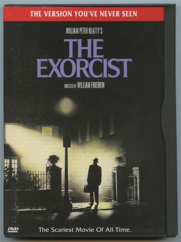 Linda Blair Autographed Signed THE EXORCIST DVD JSA COA