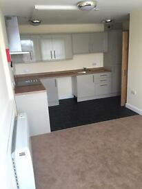 NEW 1 BEDROOM FLAT, CHARLES STREET CITY CENTRE, unfurnished £575 pcm