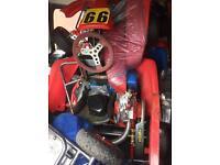 Zip Comer cadet kart not pit bike quad