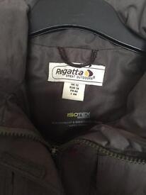 Regatta isotex coat size 12