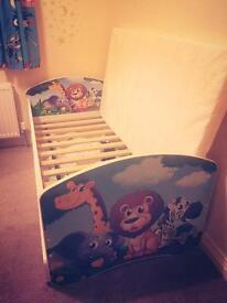 Kids Toddlers Bed