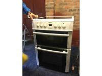 BEKO COOKER double oven DVC665