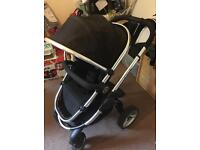 Icandy peach 2 blossom and extras travel system