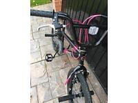 Zinc BMX bike