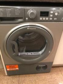 HOT POINT TUMBLE DRYER NEW CONDITION