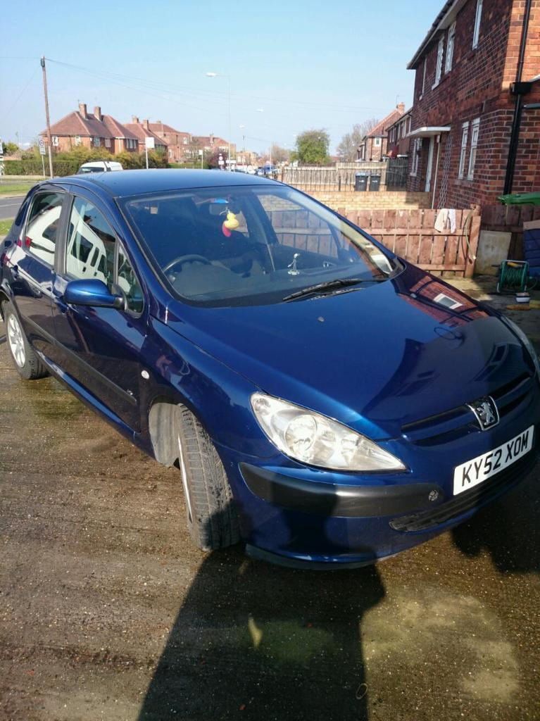 Peugeot 307 1 4 Hdi Lx In Middlesbrough North Yorkshire