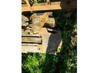 Massey Ferguson weights