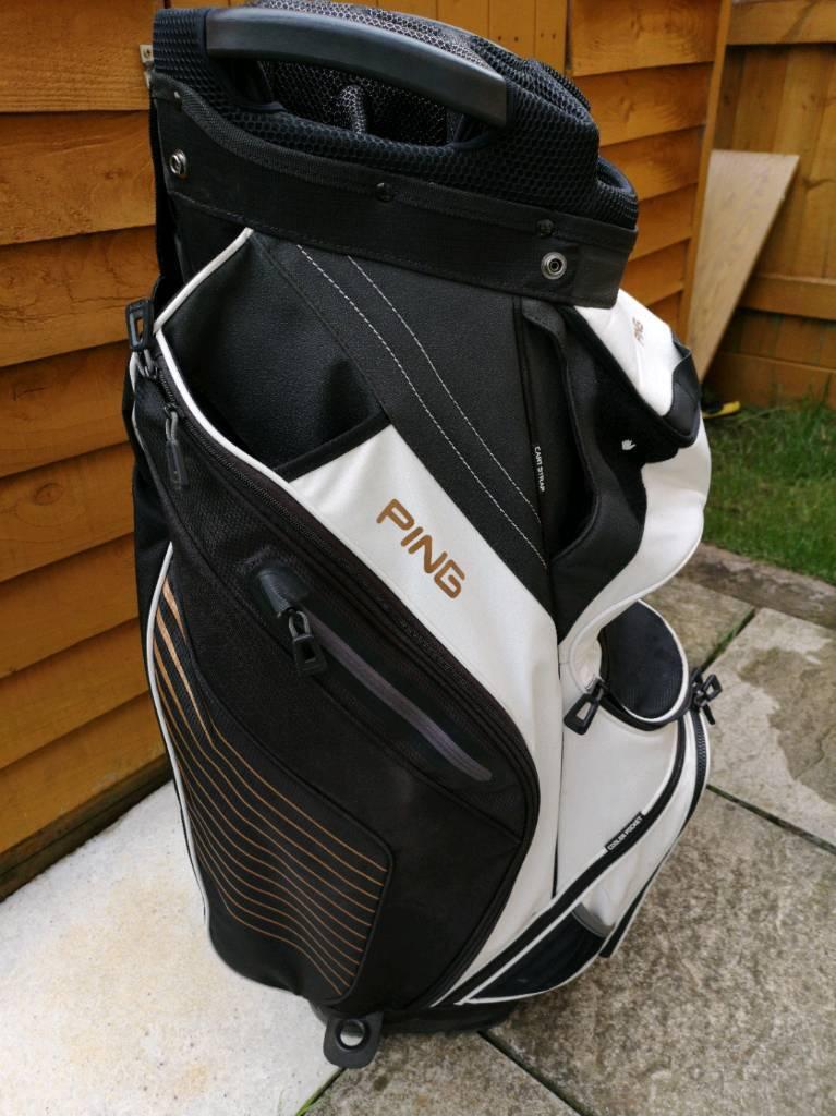 Ping Pioneer 2018 Cart Bag