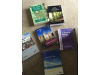 Bundle of law books