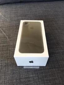 iPhone 7 sealed and unlocked