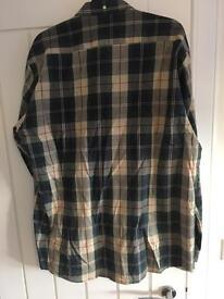 Barbour Chester Shirt ( Land Rover Tartan)