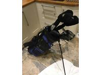 Trilogy by John Letters Golf Clubs
