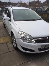 Vauxhall Astra auto petrol great car 1250 ..07482425890..