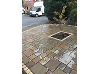 Real Stone paving Oxford Cobble