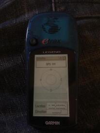 Garmin Legend etrex GPS