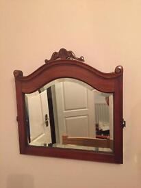 Vintage mirror - REDUCED FOR QUICK SALE