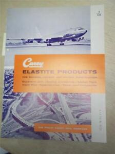 Philip carey mfg co catalog elastite sewertite compound for Philip carey asbestos