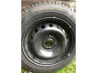 """BRAND NEW!! 14"""" SPARE WHEEL WITH MICHELIN TYRE"""
