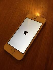 Iphone 5s 16gb Silver (Locked to EE)