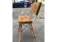 Vintage chair hand made !!