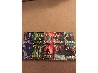 CSI LAS VEGAS DVD BOXSET