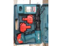 Makita drill works fine 12v