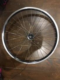 Miche Pista track front wheel