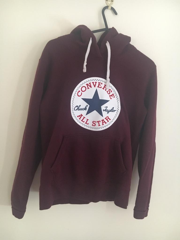 Converse jumper/hoody