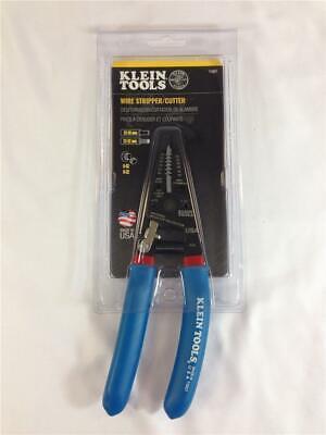 Klein Tools 11057 Klein Kurve Wire Stripper Cutter - Made In Usa - Brand New