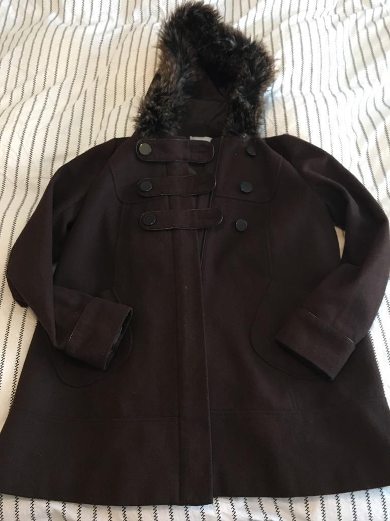 Red herring duffle coat