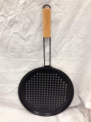 Pizza Grill Grilling Pan Non-Stick 13""