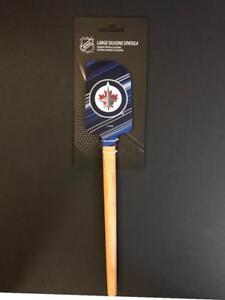 Winnipeg Jets Large Silicone Spatula (New) Calgary Alberta Preview