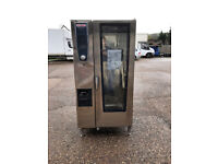 NEW Rational SCC WE 201G Gas Combi Oven NEW