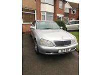 Mercedes Benz 320 with genuine 33,000 miles REDUCED for quick sale