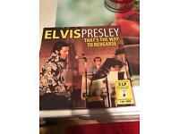 For sale Elvis Presley disc brand new limited edition,original