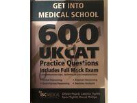 Medical School/UCAT(UKCAT) Book Bundle