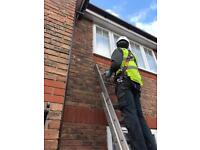 Cavity wall insulation North west and Wales
